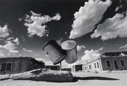 Dust bins by Ikko Harahara
