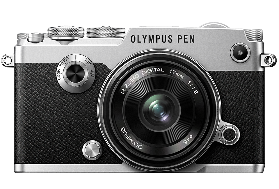 Nya Olympus Pen F. (Foto: Olympus.)