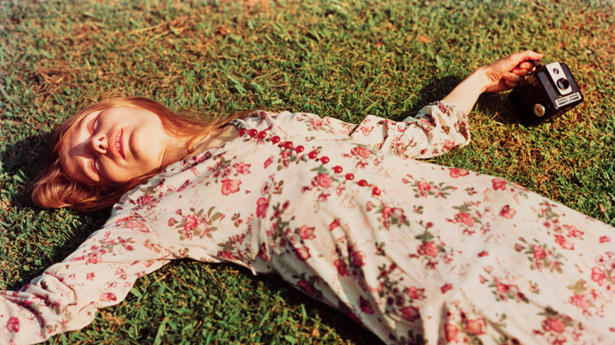 Photo by William Egglestone.