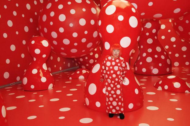 Kusama-Yayoi_Dots-obsession_2012