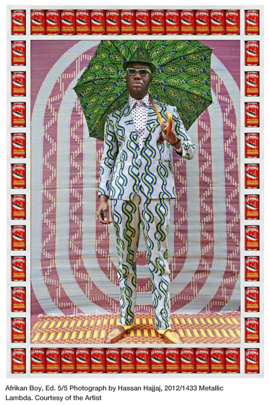 Photo by Hassan Hajjaj.